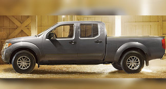 2021 Nissan Frontier Lifestyle Photo