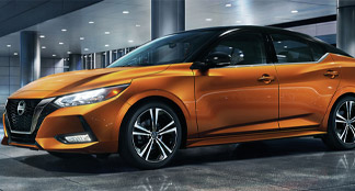 2021 Nissan Sentra Lifestyle Photo