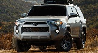 2021 Toyota 4Runner Lifestyle Photo