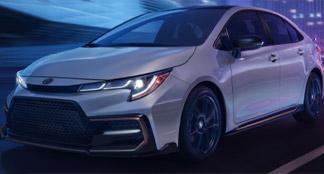 2021 Toyota Corolla Lifestyle Photo