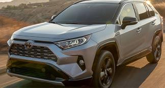 2021 Toyota RAV4 Hybrid Lifestyle Photo