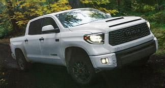 2021 Toyota Tundra Lifestyle Photo