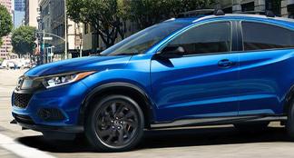 2022 Honda HR-V Lifestyle Photo