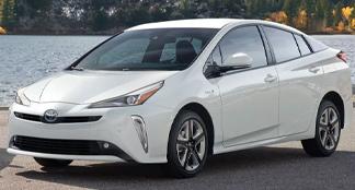 2022 Toyota Prius Lifestyle Photo