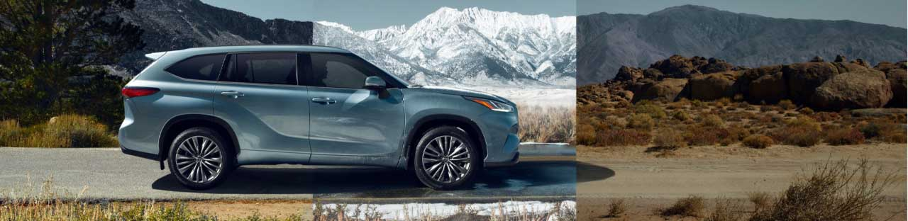 2020 Toyota Highlander Lifestyle Photo