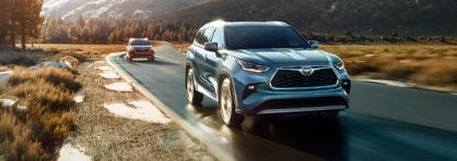 2020 Toyota Highlander Safety Features