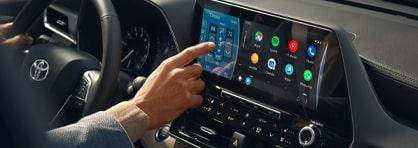2020 Toyota Highlander Tech Features