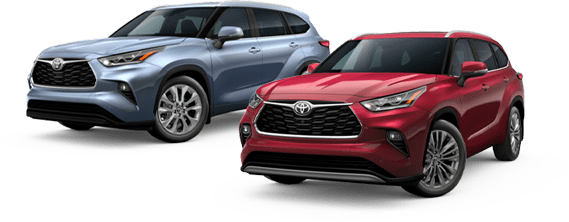 2020 Toyota Highlander Exterior Studio Photo