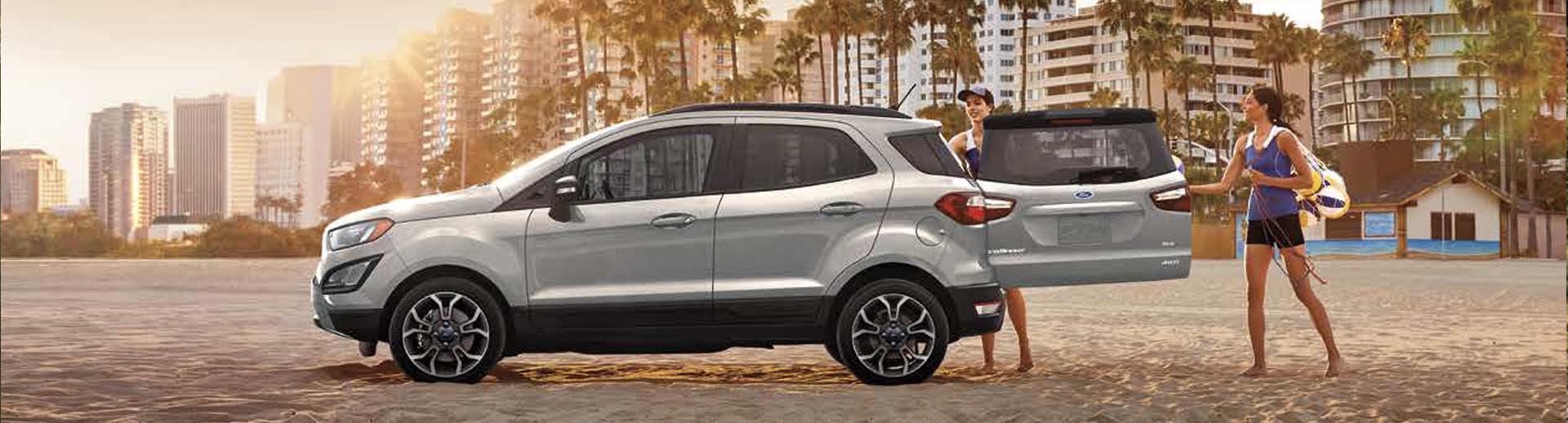 2020 Ford EcoSport Lifestyle Photo