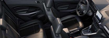 2020 Ford EcoSport Interior