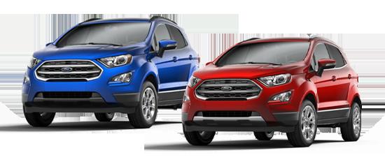 2020 Ford EcoSport Exterior Photo
