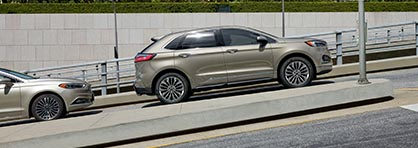 2020 Ford Edge Safety Features