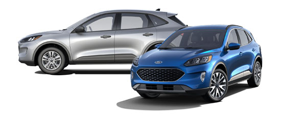 2020 Ford Escape Exterior Photo