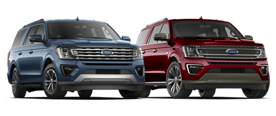 2020 Ford Expedition MAX Exterior Photo