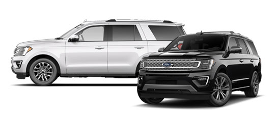 2020 Ford Expedition Exterior Photo