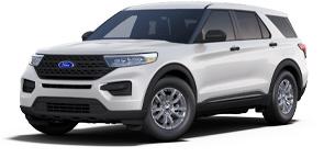 2020 Ford Explorer Explorer