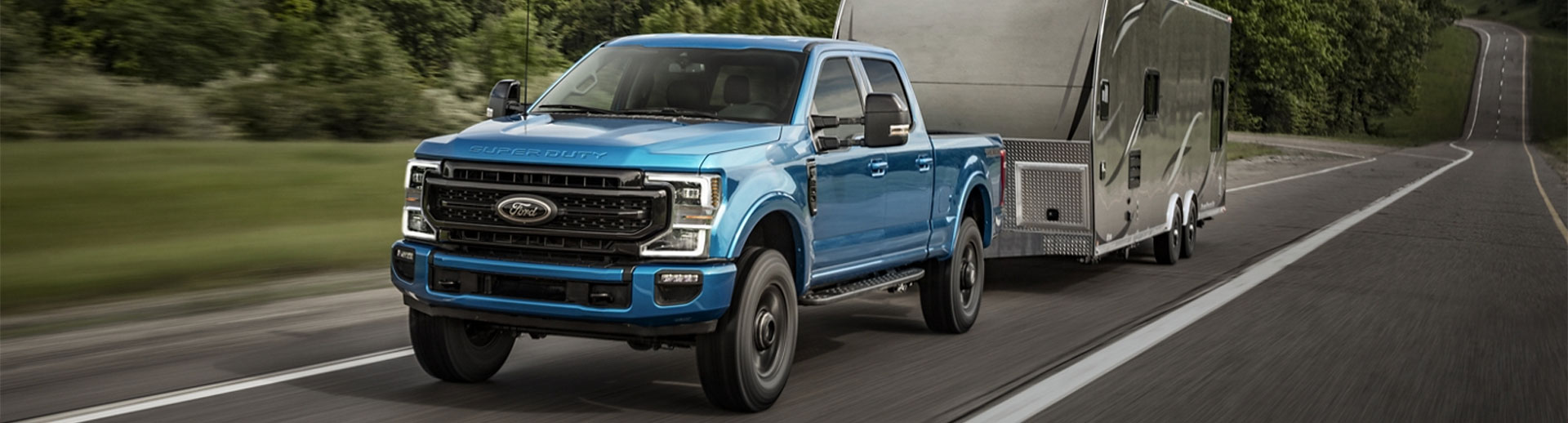2020 Ford F-250 Lifestyle Photo