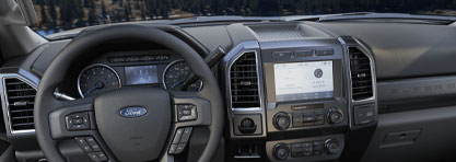 2020 Ford F-250 Technology Features