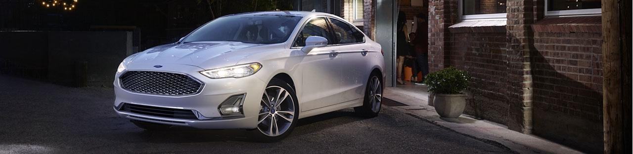 2020 Ford Fusion Hybrid Lifestyle Photo