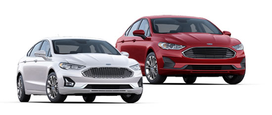 2020 Ford Fusion Hybrid Exterior Photo