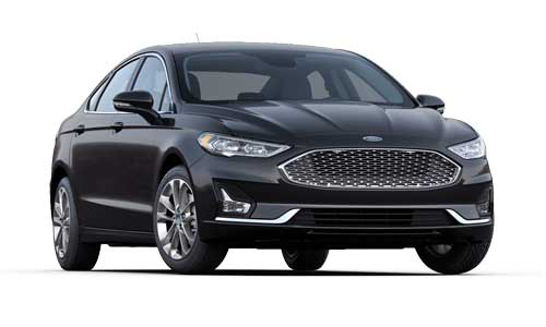 2020 Ford Fusion Hybrid Plug-In Hybrid Titanium