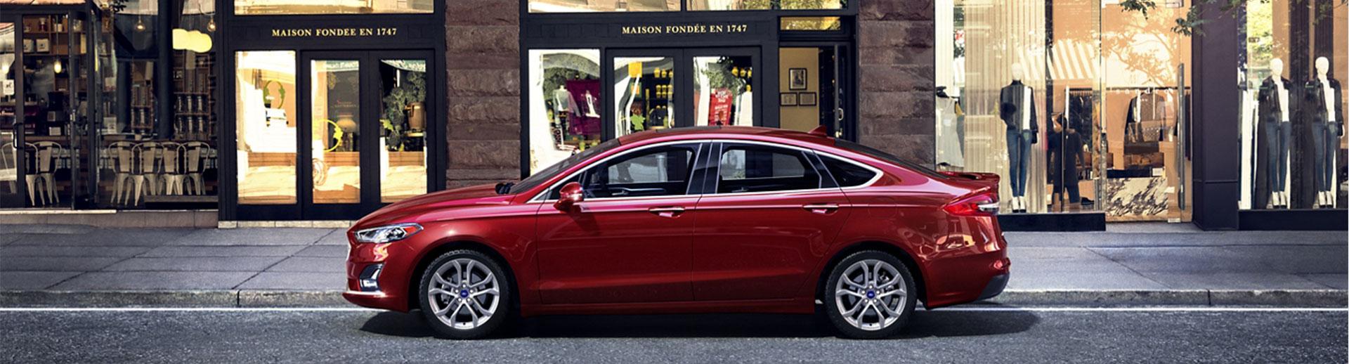 2020 Ford Fusion Lifestyle Photo