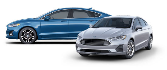 2020 Ford Fusion Exterior Photo