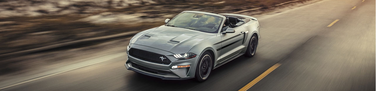 2020 Ford Mustang Lifestyle Photo
