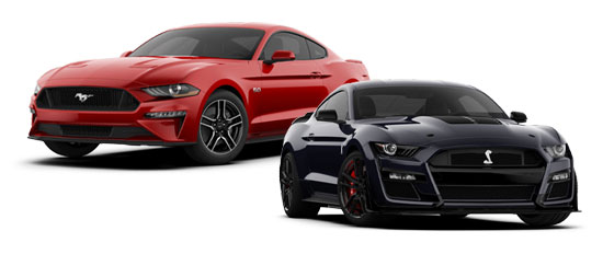 2020 Ford Mustang Exterior Photo