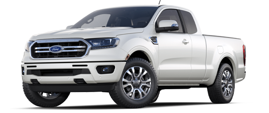 2020 Ford Ranger Exterior Photo