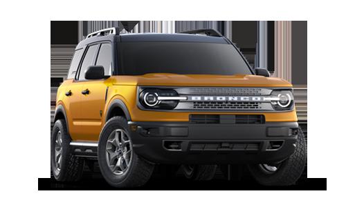 2021 Ford Bronco Sport ST