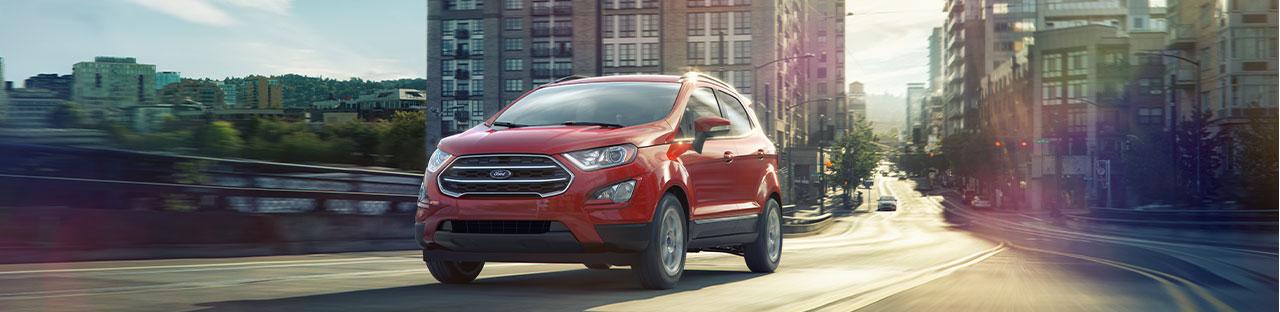 2021 Ford EcoSport Lifestyle Photo
