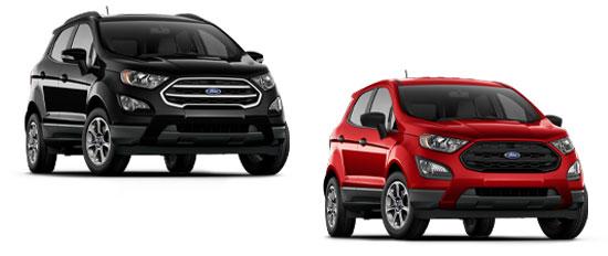 2021 Ford EcoSport Exterior Photo