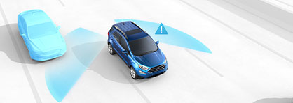 2021 Ford EcoSport Safety Features