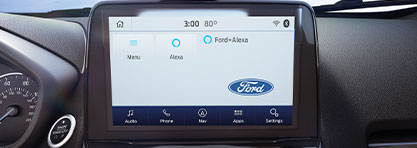 2021 Ford EcoSport Technology Features