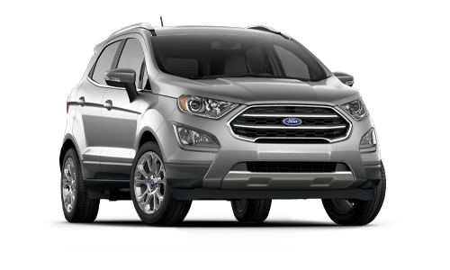 2021 Ford EcoSport Limited