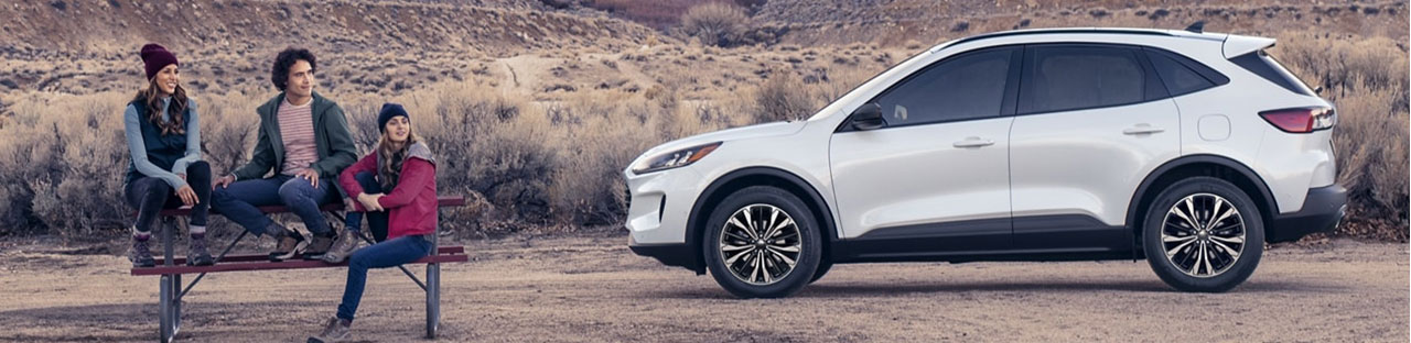 2021 Ford Escape Lifestyle Photo