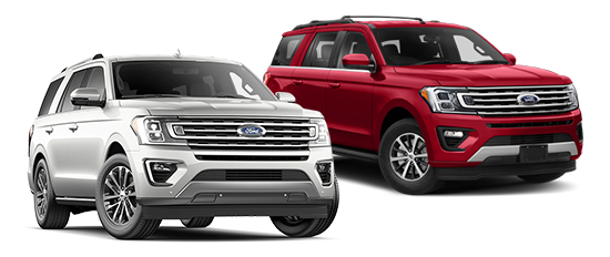 2021 Ford Expedition Exterior Photo