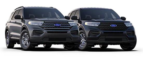 2021 Ford Explorer Exterior Photo