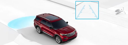 2021 Ford Explorer Safety Features