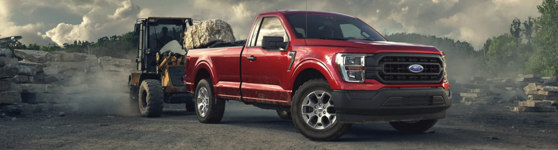 2021 Ford F-150 Lifestyle Photo