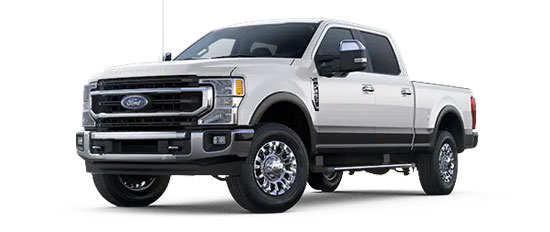 2021 Ford F-250 Exterior Photo