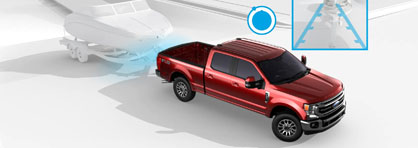 2021 Ford F-250 Safety Features