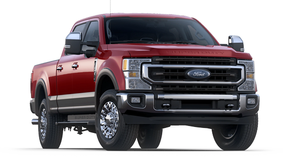 2021 Ford F-250 King Ranch
