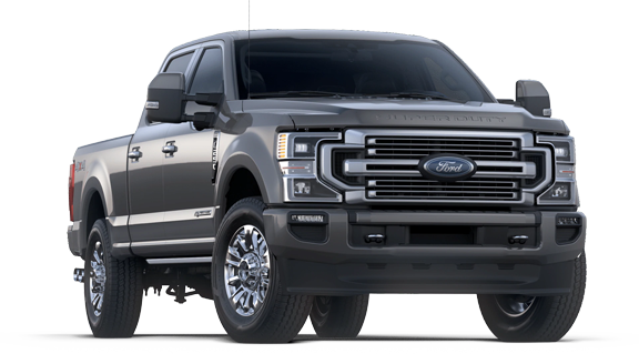 2021 Ford F-250 Limited