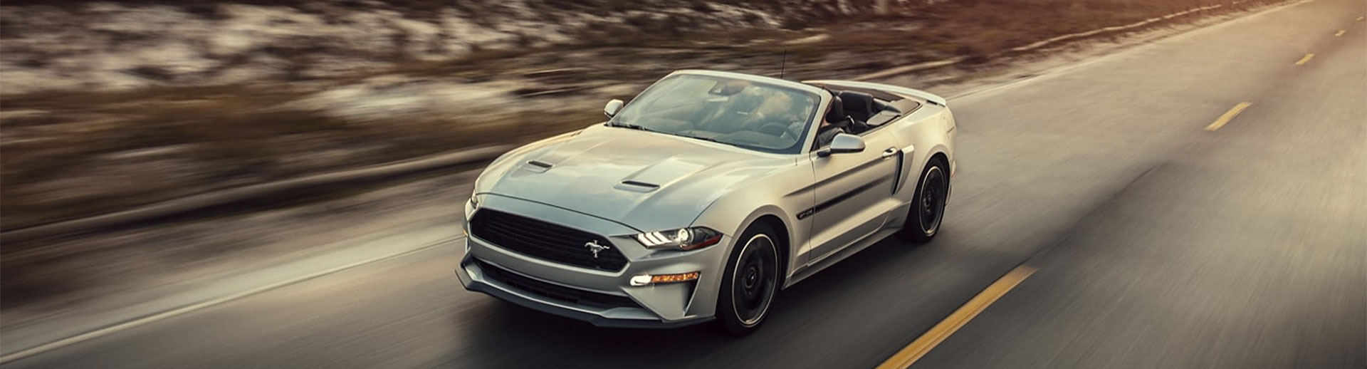 2021 Ford Mustang Lifestyle Photo