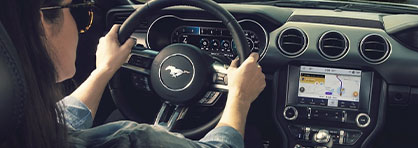 2021 Ford Mustang Safety Features