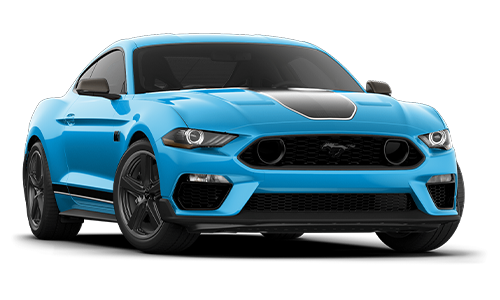 2021 Ford Mustang Mach1