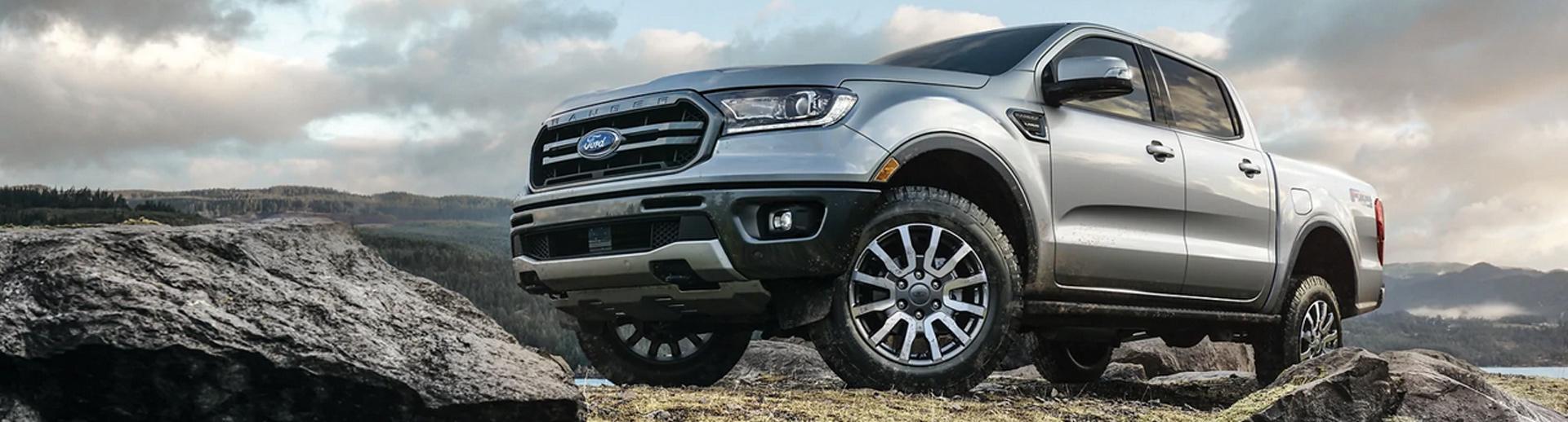 2021 Ford Ranger Lifestyle Photo