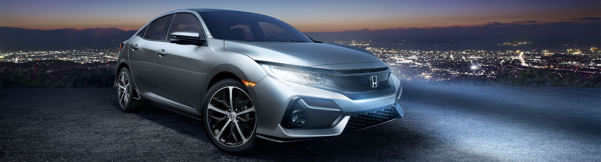 2020 Honda Civic Hatchback Lifestyle Photo